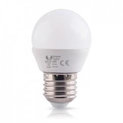 Żarówka LED 7W E27 kulka barwa ciepła 560 lm (odpowiednik 45W)