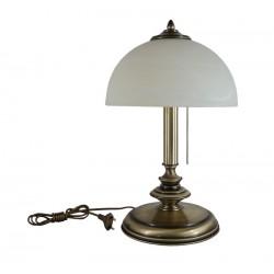 Lampa gabinetowa Patyna średnia 2