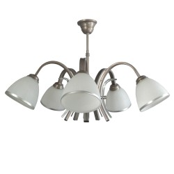 Lampa wisząca GN 5-ka srebrna