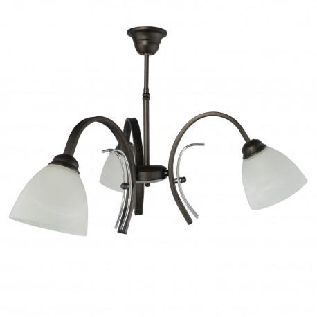 Lampa wisząca GN 3-ka venge